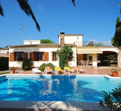 Peaceful Villa in Calonge Spain with Swimming Pool 1