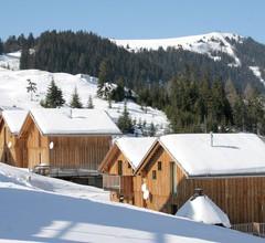 Luxuriöses Chalet mit Sauna in Wolfsberg 2