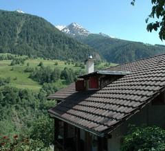 Gemütliches Chalet in Mörel mit privater Terrasse 1