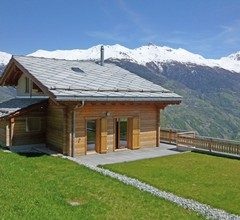 Brightly Lit Chalet in Mountains in Heremence 2