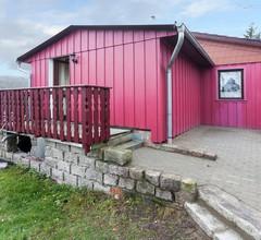 Malerisches Ferienhaus in Güntersberge in Seenähe 1