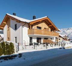 Luxuriöses Ferienhaus mit Garten nahe dem Skigebiet Leogang 1