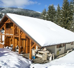 Sunny Chalet in Les Gets with Jacuzzi 1