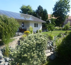 Gemütliches Ferienhaus in Willersdorf mit Teich 1