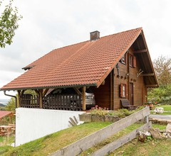 Spacious Chalet in Hinterrod Thuringia with Sauna 1