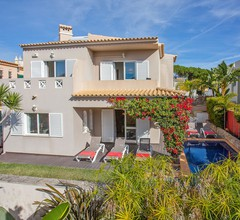 Komfortable Villa in der Nähe von Vilamoura in Meernähe 1