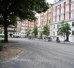 Doppelzimmer am Hansaplatz 1