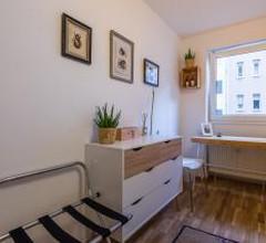 Skandinavian Lodge Apartment - sauber & zentral 2