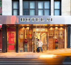 The Hotel 91 1