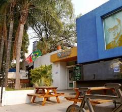 Hostel Hospedarte Chapultepec 1