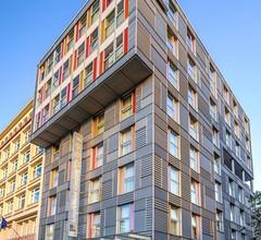 Junges Hotel Hamburg 1
