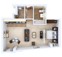 Fountain Court Apartments - Grove Executive 2