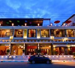 De Sea Almond Hotel Chumphon 1