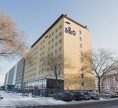 Einzelzimmer, Dusche, WC - a&o Dresden Hauptbahnhof 2