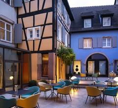 Hotel Le Colombier Suites 1