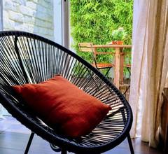 Home Chic Home La Terrasse Bazille - 1mn TGV Station + Terrace + Wifi 2