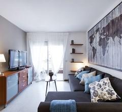 Acogedor apartamento para familias. wifi gratis 1