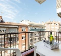 Acogedor apartamento para familias. wifi gratis 2