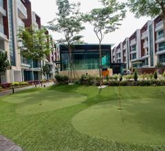 Tropical Villa Service Suite 2
