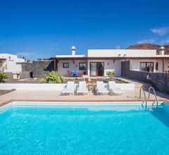 Villa Caracola Playa Blanca 2