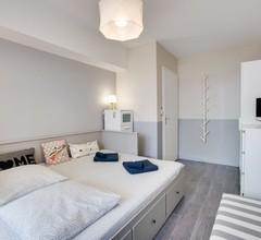 """""""Geräumiges Apartment im Zentrum von Biarritz mit Aufzug- Internet- Waschmaschine- Balkon"""" 1"""