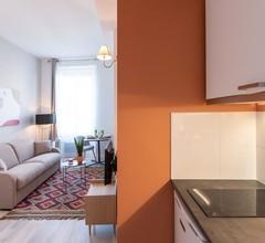 Macé Studio Apartment 1