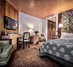 Tschuggen Grand Hotel 2