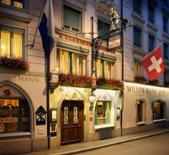 Romantik Hotel Wilden Mann 1