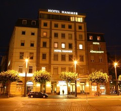 Hotel Hammer - Mainz Hauptbahnhof 1