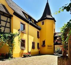 Hôtel l'Abbaye d'Alspach 2