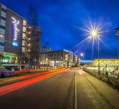 Radisson Blu Airport Hotel, Oslo Gardermoen 1