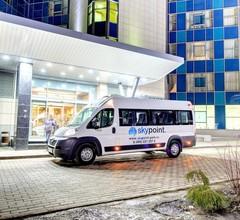 SkyPoint Sheremetyevo Hotel 1