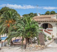 Miquel - pretty holiday property with garden and private pool in Moraira 1