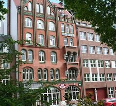 Novum Hotel Holstenwall Hamburg Neustadt 1