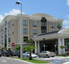 Holiday Inn Express & Suites TAMPA -USF-BUSCH GARDENS 1