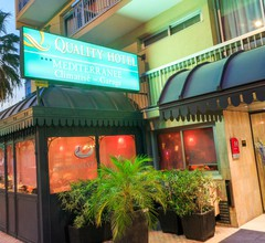 Quality Hotel Mediterranee Menton 1