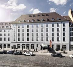 Drei Mohren Hotel 1