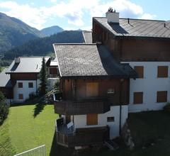Cascharolas Bellingreri, (Rueras/Sedrun). 653.01 Ferienwohnung mit Bad/Dusche/WC für max. 6 Personen 1