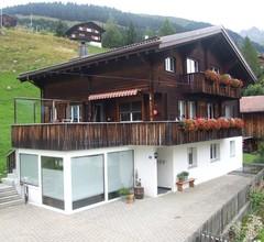 Tgèsa sil crest Hitz, (Rueras/Sedrun). Ferienwohnung mit Dusche/WC, 40 m2 für max. 4 Personen, 677.01 2