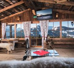 """Luxus Chalet-Lodge """"Bischoferalm"""" bis 20 Personen mit privatem Wellnessbereich auf 1.350 2"""