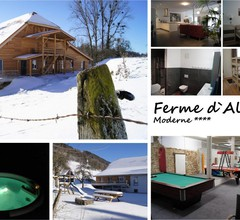 "Ferienhaus ""Ferme d'Alma"", Wohnung ""Moderne"" 1"