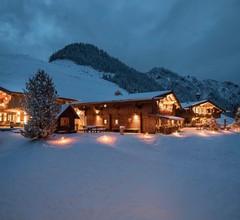 """Luxus Chalet-Lodge """"Bischoferalm"""" bis 20 Personen mit privatem Wellnessbereich auf 1.350 1"""