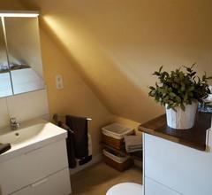 Ferienhaus Altes Backhaus Ferienhaus, Dusche oder Bad, WC, 1 Schlafraum 2