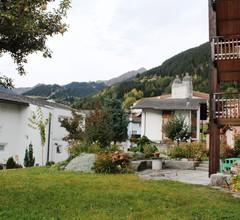 Chalet Scaletta de Castelberg, (Disentis/Mustér). 1018 Ferienwohnung mit Dusche/WC für max. 4 Personen 2