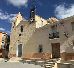 Casa La Font, rustikal und restauriertes Jahrhundert altes Haus in Aiges, Alicante 1