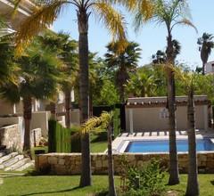 Moderne Ferienwohnung mit Swimmingpool in Pego 2