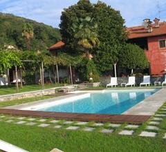 Wohnung mit 2 Schlafzimmern in Massino Visconti mit bezauberndem Seeblick, Pool, eingezäuntem Garten - 3 km vom Strand entfernt 2