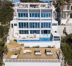 Villa mit 4 Schlafzimmern in El Toro mit herrlichem Meerblick, privatem Pool, möbliertem Garten 1
