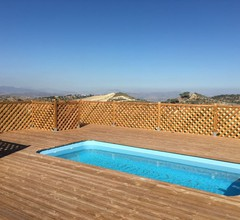 Villa mit 2 Schlafzimmern in Coín mit toller Aussicht auf die Berge, privatem Pool, eingezäuntem Garten - 30 km vom Strand entfernt 1