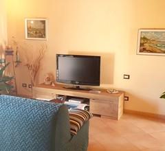 Wohnung mit einem Schlafzimmer in Capitana, Quartu Sant'Elena mit herrlichem Meerblick, möbliertem Garten und W-LAN - 350 m vom Strand entfernt 1